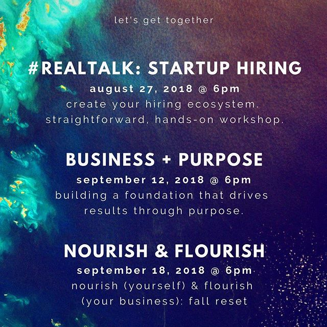 📰⚡️Announcing 3 new classes to our lineup! We're always looking to help you achieve big results by doing business better. Check out upcoming opportunities - links in bio. . . #startups #startuplife #workplaceculture  #cultureissweet #diversityandinclusion #diversitymatters #entrepreneurship #entrepreneurlife #siliconalley #learningispower #purposedriven #dobusinessbetter #hiringnyc #howtohire #hrecosystem