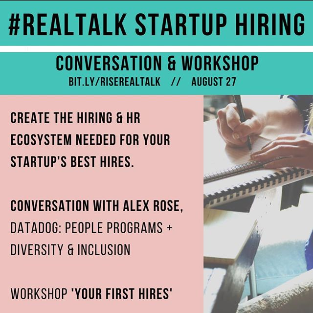 Industry experts break down hiring into a clear, easy to follow plan to help you find, hire, and keep the best talent ⚡️PLUS📓: a workbook to get your hiring process in A+ shape! Link in bio... . . . #startups #startuplife #entrepreneur #dobusinessbetter #diversityandinclusion #siliconalley #workplaceculture #hiring #sourcing #howto #buildteams #Entrepreneurship #tech #technology #founder #workhard #vc #motivation #community #socialchange #socialimpact #socialentrepreneurship #business #cultureissweet
