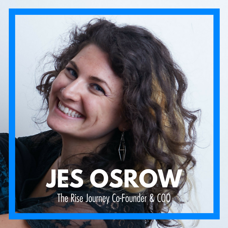 "JES OSROW  CO-FOUNDER & LEAD ADVISOR  Jes gets sh*t done, has the energy of four people, and only puts her name on things that represent her best. She contributes with enthusiasm and a ""it's not done until it's done right"" mentality. Her goal is talk transparently about HR, recruitment, and talent development (since these topics get a bad rap). Jes likes to create and join conversations as a means of being part of a fundamental change in approaches and underlying assumptions in the People Ops realms.  She's a Talent Development Specialist. Her skills include individualized coaching, creating and teaching professional development workshops at all levels, and as of late, the creator of a   series of e-workbooks  .  Her areas of expertise include Diversity & Inclusion, transitions into/out of tech, strengthening of personal brand, identifying transferrable skills, building a professional network, and exploring industries that are conducive to continual professional development.   Twitter  //  www.josrow.com  //  LinkedIn"