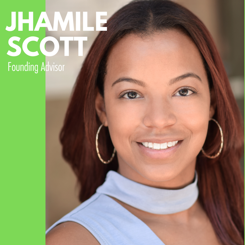 "JHAMILE SCOTT, SHRM-CP  FOUNDING ADVISOR  With a heart for service, Jhamile has always found herself in a role that allows her improve the lives of workers. Her current role is HR Generalist with SEDC where she is primarily responsible for talent acquisition, onboarding, employee relations, and management training. She spent a few years as a Sales Manager in the retail industry before landing in Human Resources, where she truly began to rise. Jhamile considers herself an advocate for the people, and has a passion for Organizational Development. People are the organization's greatest asset, and she is committed to helping your business create an environment where team members are motivated and passionate about their work.  She holds a BA in Psychology from Augusta University, and recently obtained her SHRM-CP. Her mantra,  ""The dictionary is the only place where success comes before work."""