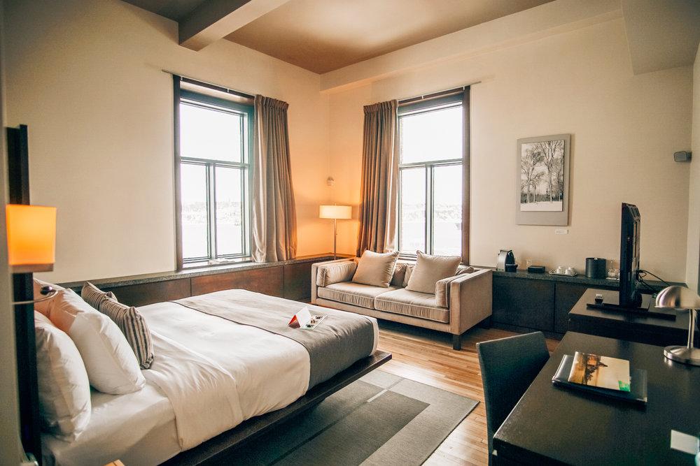 Cozy & spacious rooms <3