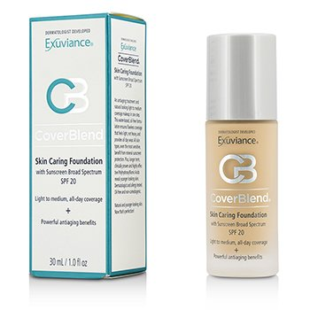 Exuviance Colorblend Foundation, £29