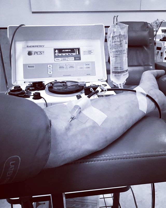 Donating #plasma at Australian Red Cross #bloodbank. Plasma products are used in multitude ways and are desperately needed by people undergoing cancer treatment. In many cases it is life saving. If you can, donate. #takethatcancer👊 #firefliesantipodes #fireflies #fireflieswest #firefliespatagonia #snowdomefoundation