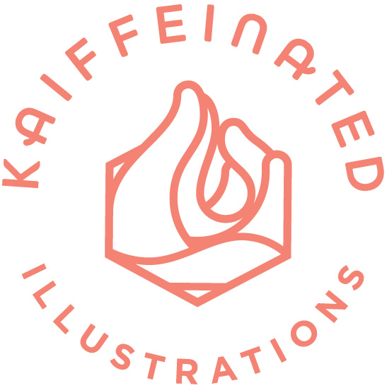 kaiffeinated illustrations