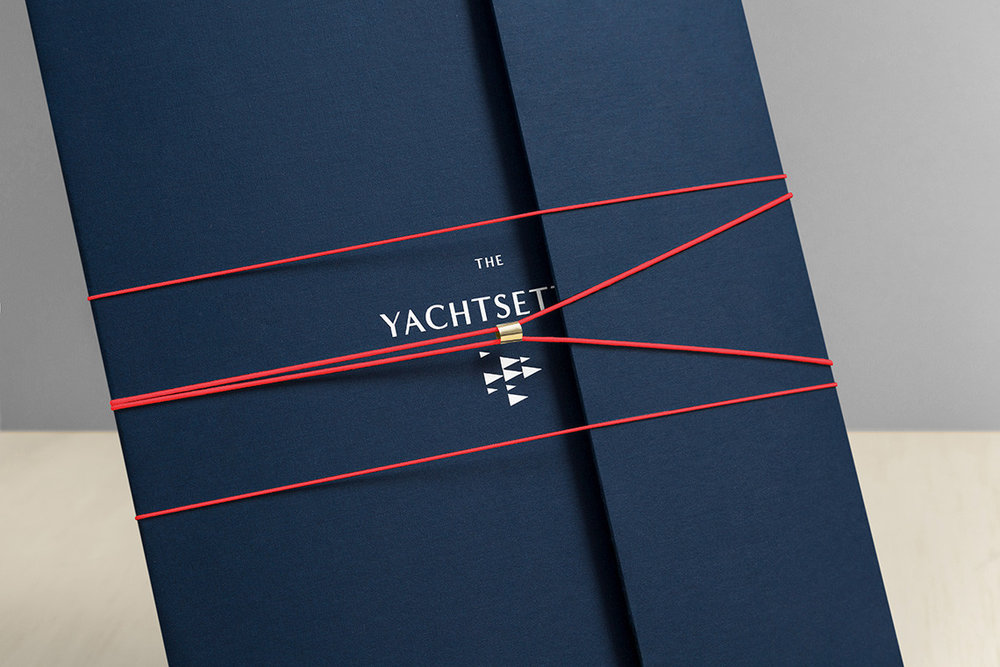 Thoughtful binding for  The Yachtsetter