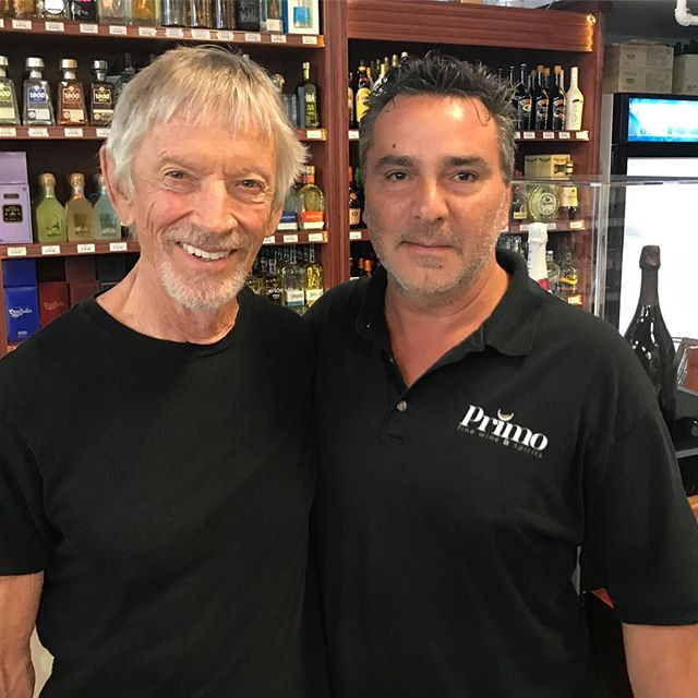 It was a pleasure having this gentleman stop by Primo Fine Wine & Spirits🍇. SCOTT GLENN Such a great person and actor !!!📽 Hope to see you soon again. 👏 . . . . . . .  #scottglenn #americanactor #hollywood #actor #miamibeach #miamisouthbeach #onehotelmiami #onehotelsouthbeach #whotelmiami #setaimiami #delanomiami #collinsavenue #lincolnroadmall #scotch #whiskey #tequila #winterinmiami #life #liquorstoremiami #liquor #beer #wedeliver #wine