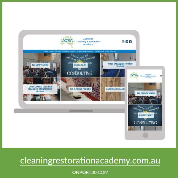 ACRA   Web Design