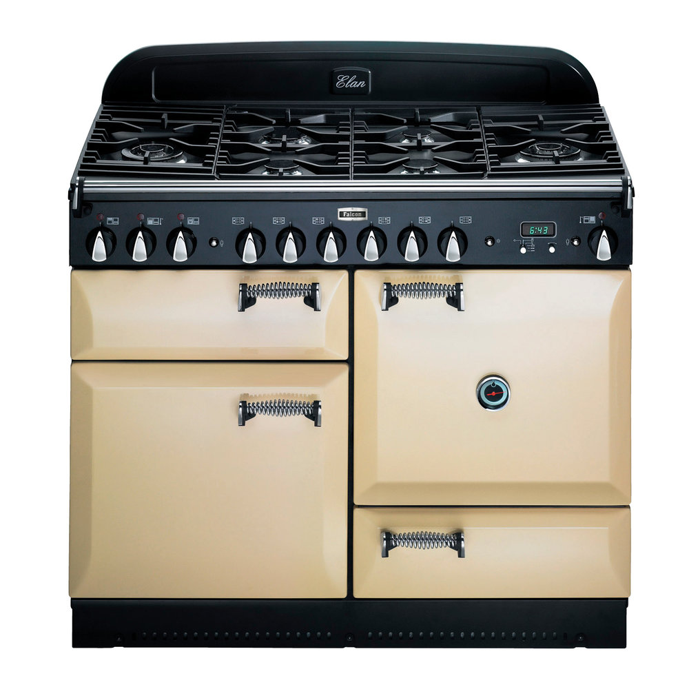 Elan 110 Dual Fuel Cooker - Technical Specifications