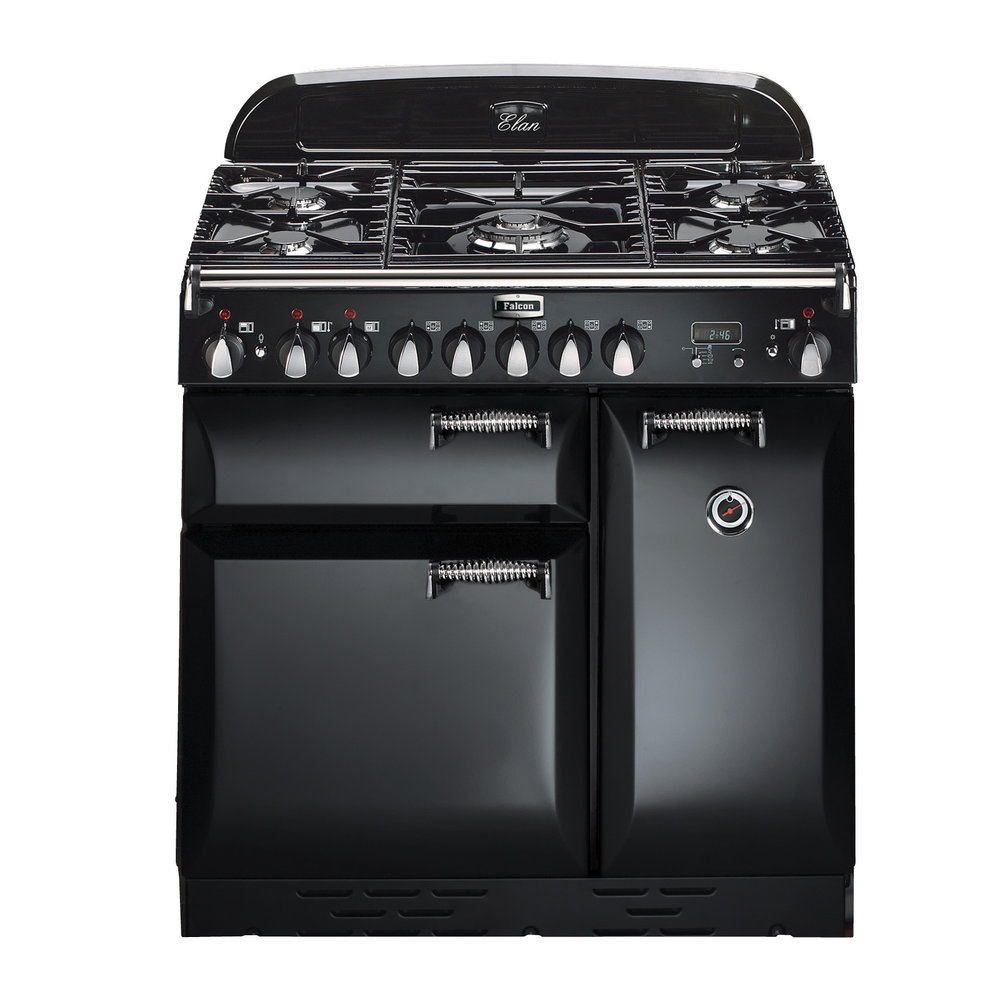 Elan 90 Dual Fuel Cooker - Technical Specifications
