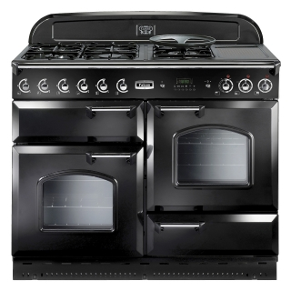 Classic 110 All Gas Cooker - Technical Specifications