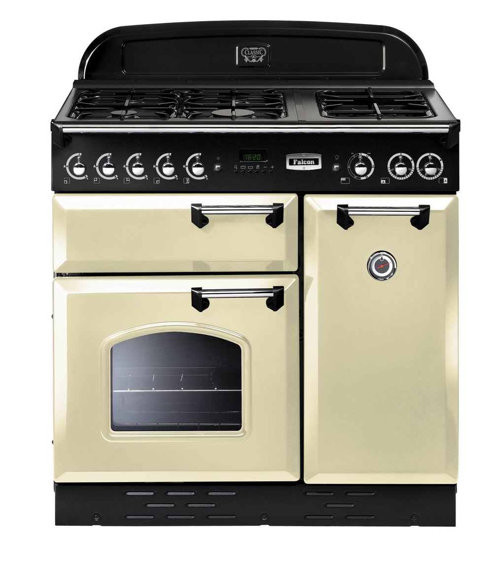 Classic 90 Gas Cooker - Technical Specifications