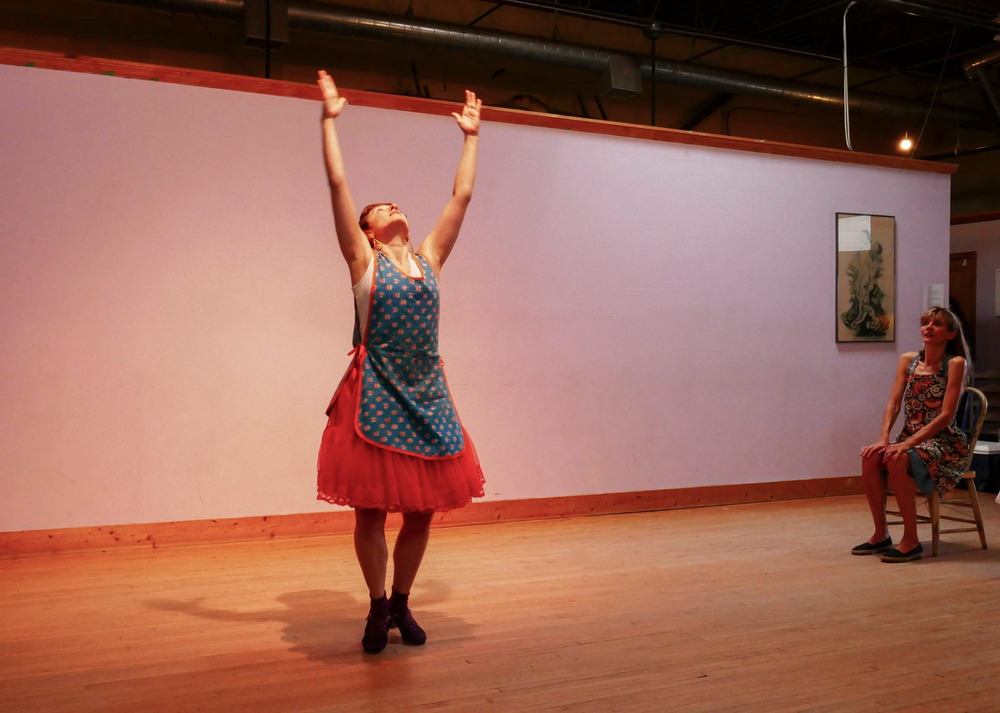 Success!  But now what? - Thoughts after the Choreography Workshop Showing on Sept. 9th