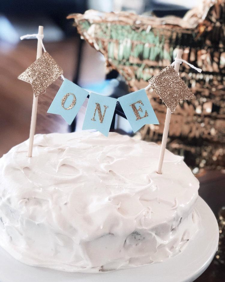 Paleo First Birthday Cake Carly Lockman