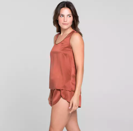 Lunya Washable Silk Set Pajamas