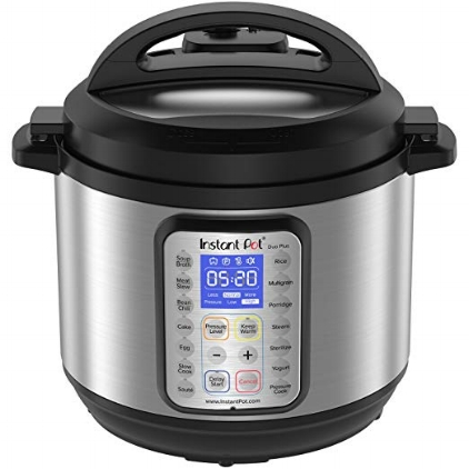 INstant pot duo plus 8 qt