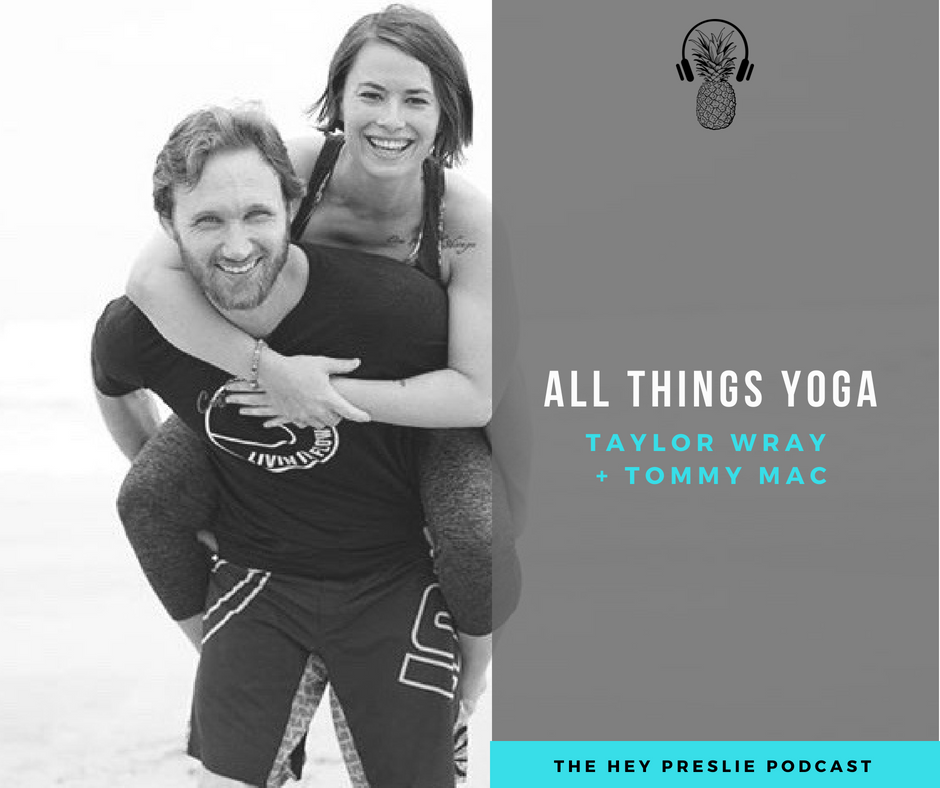 010 - Taylor Wray and Tommy Mac