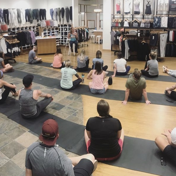 Nutrition Night at the Biltmore - May 6, 2018 | lululemon Biltmore