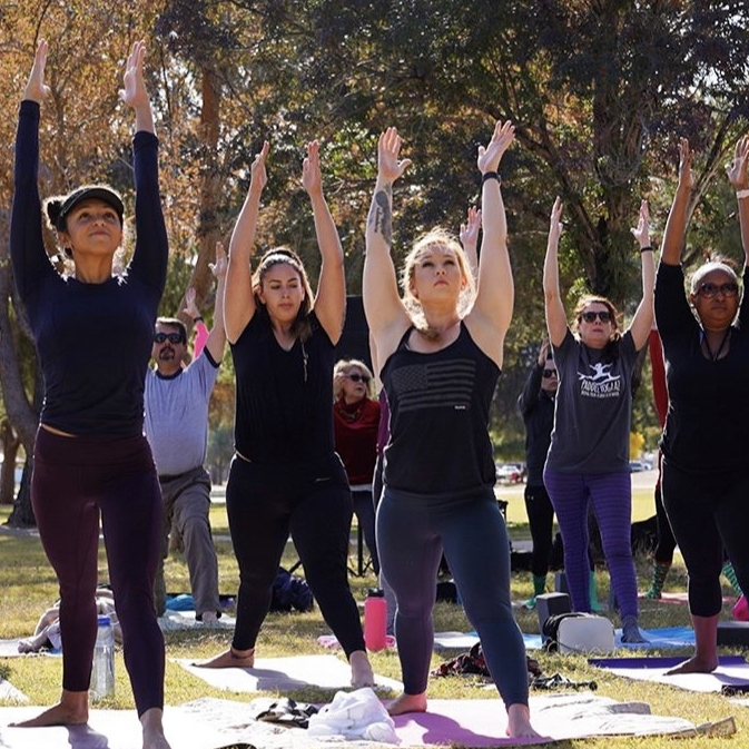 Yoga in the Park - December 1, 2018 | Paradise Valley, AZFor AZ Cancer Foundation for Children