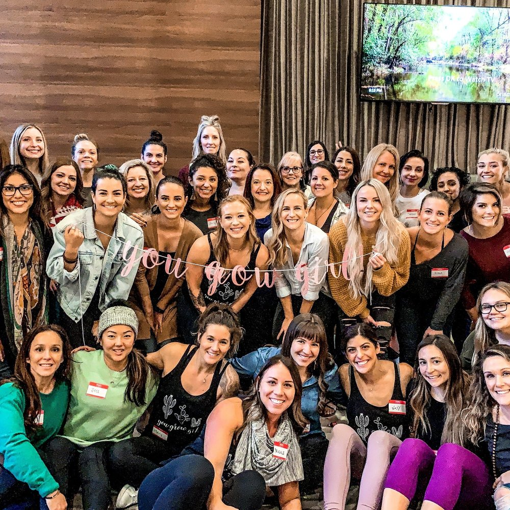 Girl, Let's Goal Workshop - December 9, 2018 | Phoenix, AZSOLD OUT