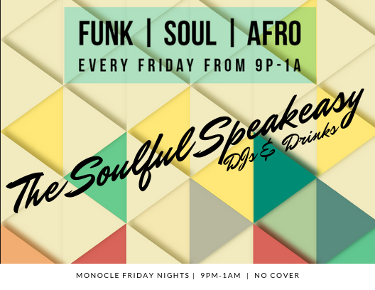 Join the Monocle Crew plus DJ High Rent & Matthew Sawicki of Fresh Produce STL for groovy vibes late night on Fridays in the bar. The DJs will be laying down the funkiest soul beats while the bartenders shake and stir up some delicious drinks! Grab your pals and come chill!