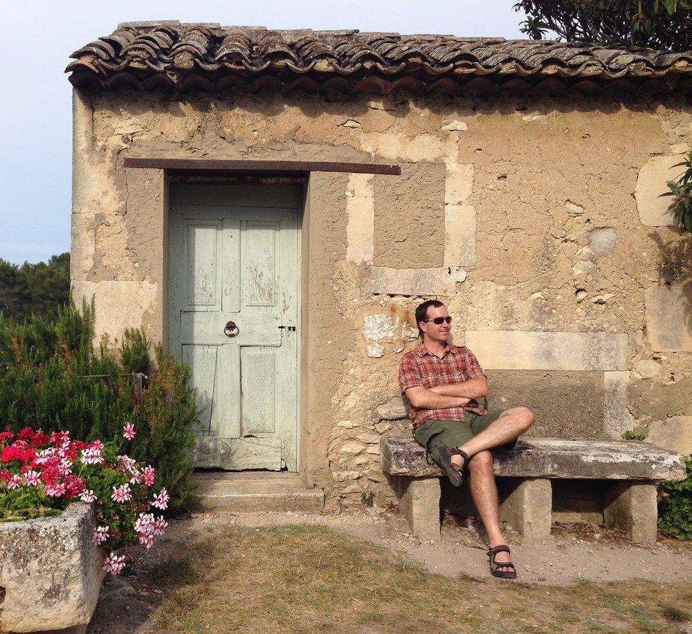 Eric Bodtker Provence Saint Remy