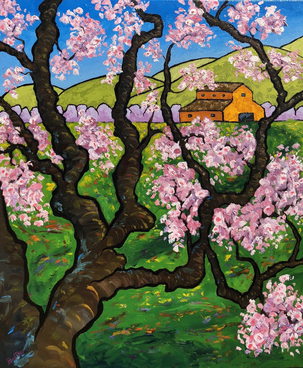 Spring is in the Air - 24x20