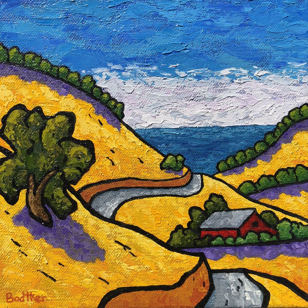Path to the Pacific - 8x8