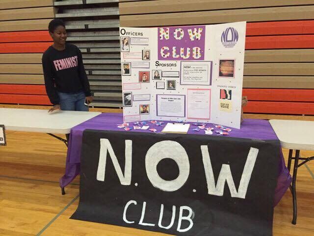 Florida NOW Club, UHS (University High School Chapter)