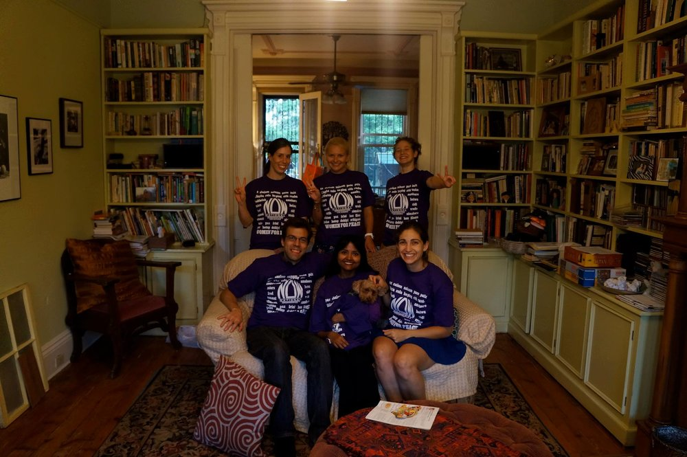 Young Feminists & Allies (YFA) Virtual Chapter, Feminist Potluck