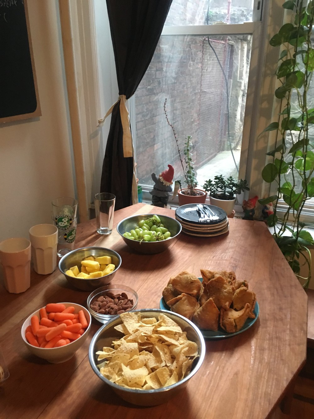 2017-02-05 Feminist and Vegan Potluck