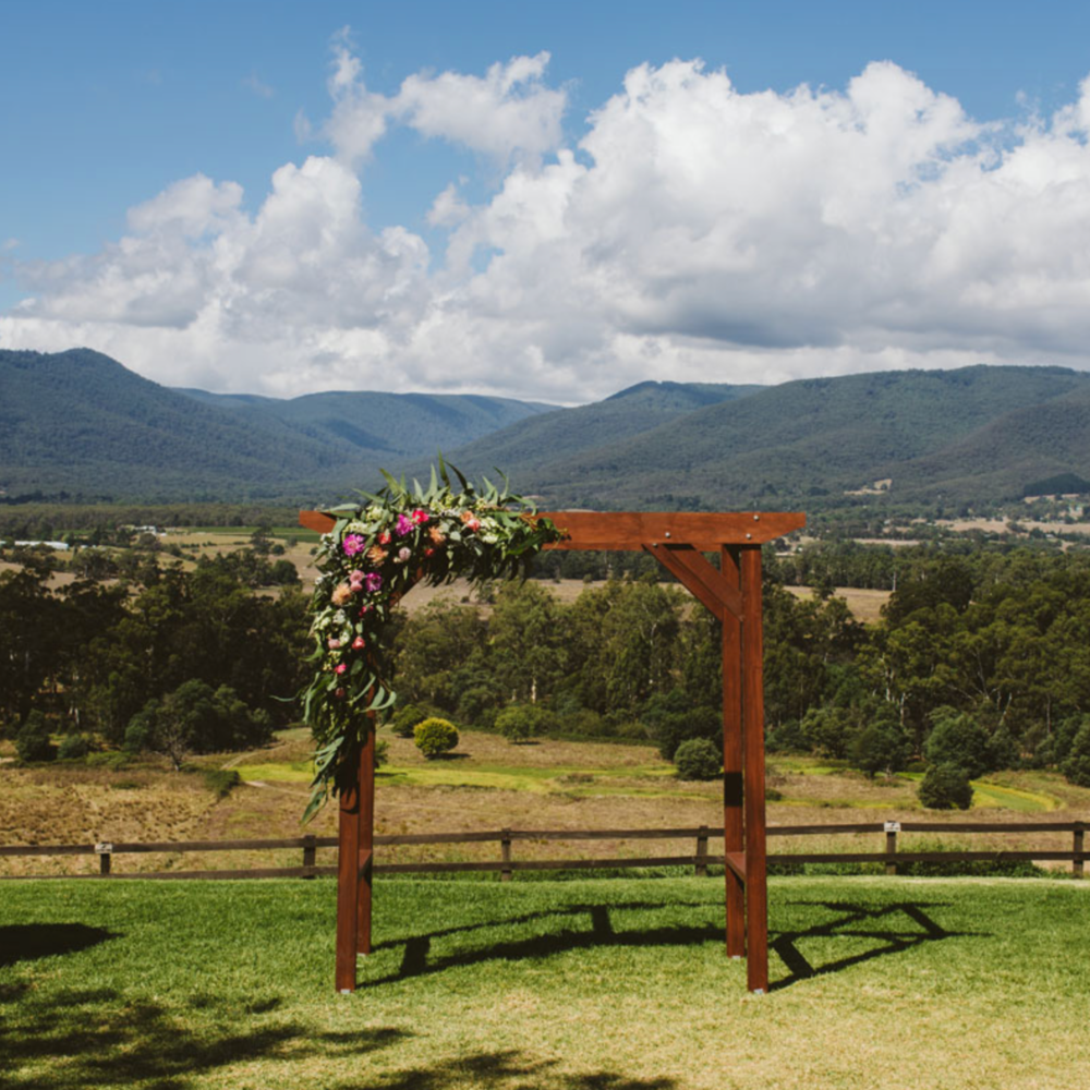 The Riverstone Estate - The ultimate wedding destination hidden away & overlooking the stunning Yarra Valley. From the moment you drive up the driveway you realise how heavenly & serene The Riverstone Estate is.