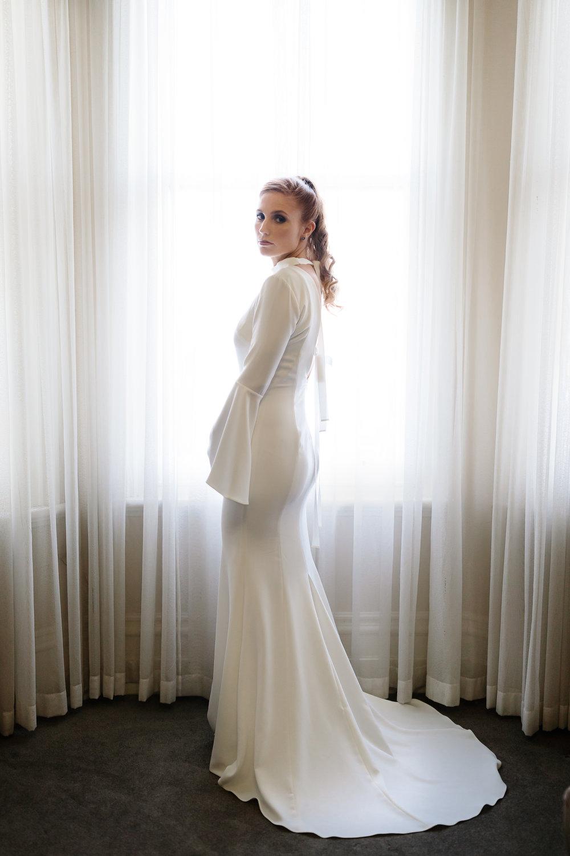 Bridal Prep, Melbourne City Wedding, Bridal Gown, Rachel Gilbert, Elegant, Modest, Yarra Valley Weddings, Melbourne Weddings, Simple, love, bridal prep
