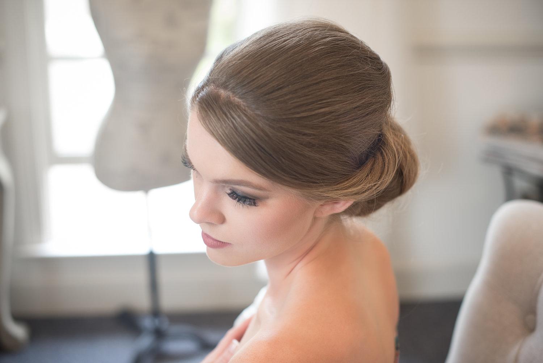 bridal makeup artist | wedding hair artist fayetteville nc — elisha