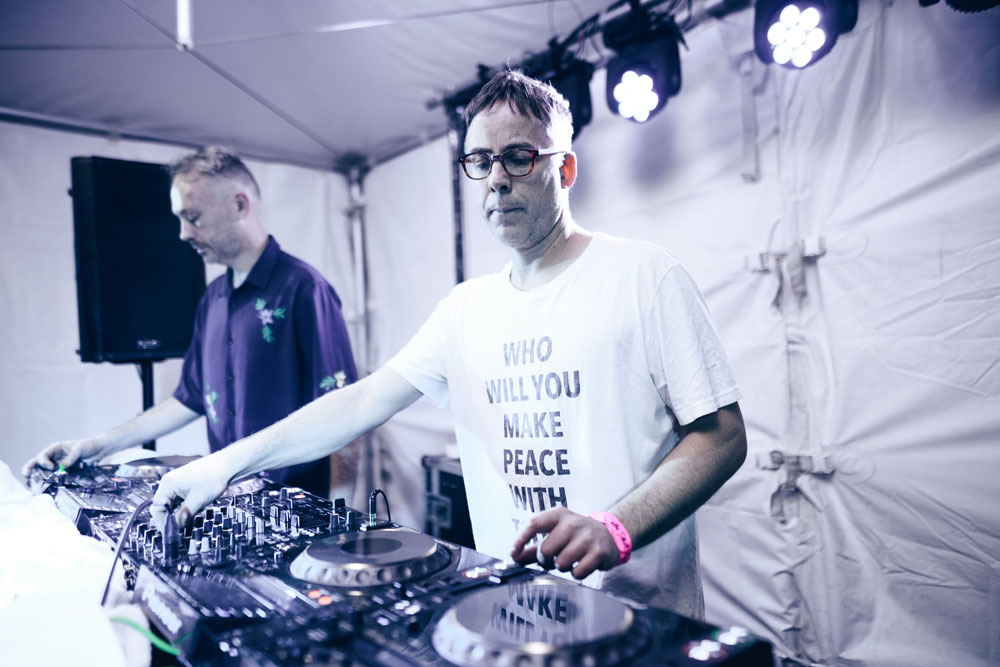 AKL17 feat BASEMENT JAXX DJ Set - Mantells on the water, Westhaven, AucklandSaturday, 21 January 2017