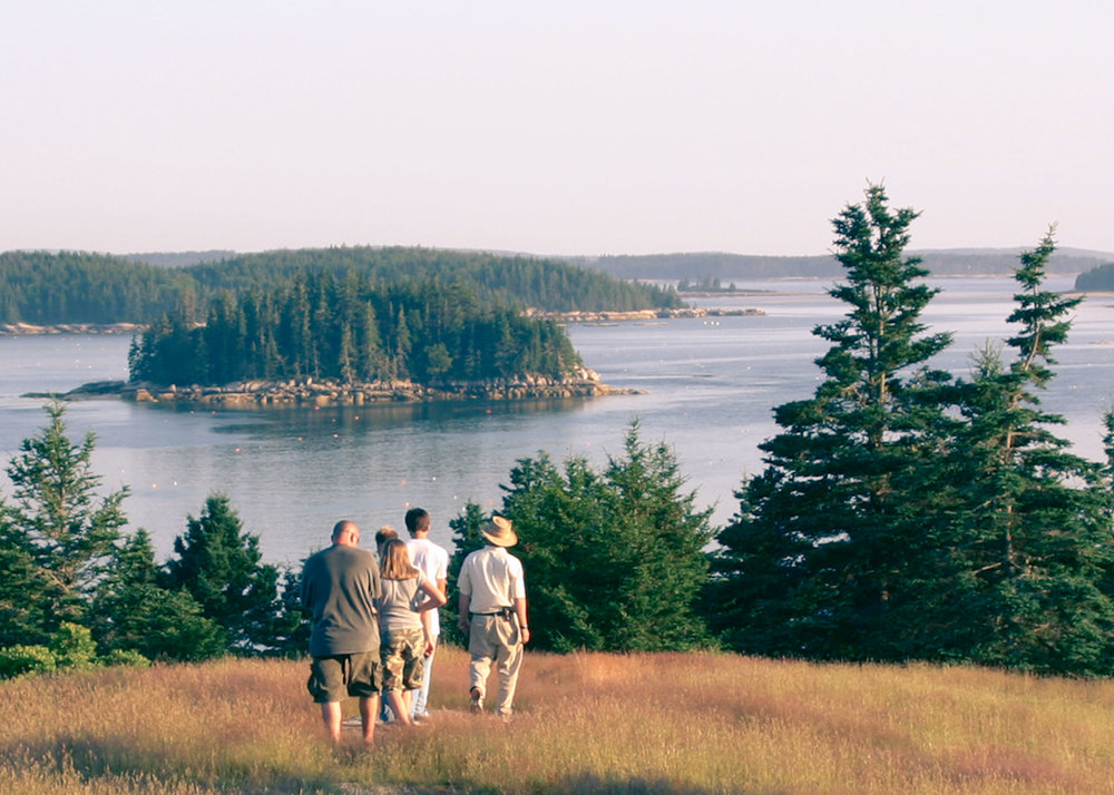 Maine offers plenty of opportunities for exploring.
