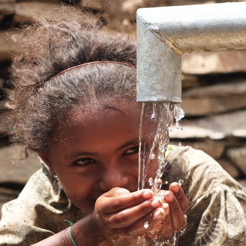 When any purchase is made with Stone & Virtue, we give 7 days of access to life-saving clean water to a family in Ethiopia.