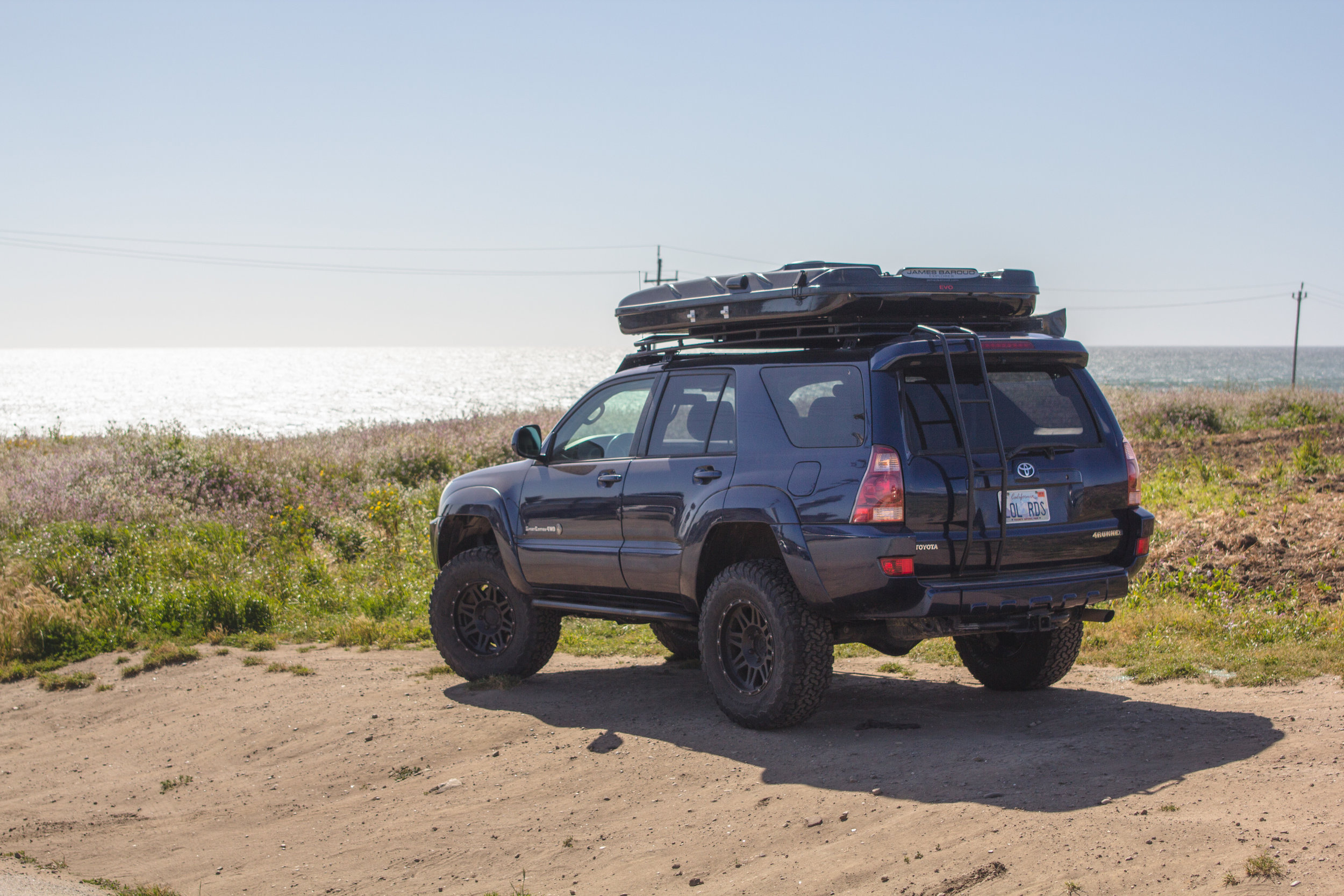 Part 1 - The Search For A New Roof Top Tent & Review: James Baroud Explorer u2014 TheAdventureIndex.com
