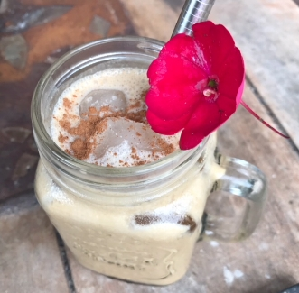 Banana & Almond Butter Protein Smoothie.JPG