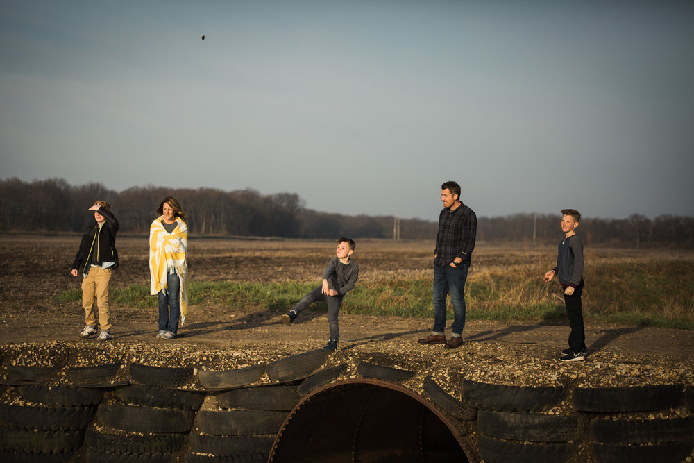 Downtown Valparaiso, Farm Family Sunrise Session, Laura Duggleby Photography, Powerful, Connected, Exploration-42.JPG