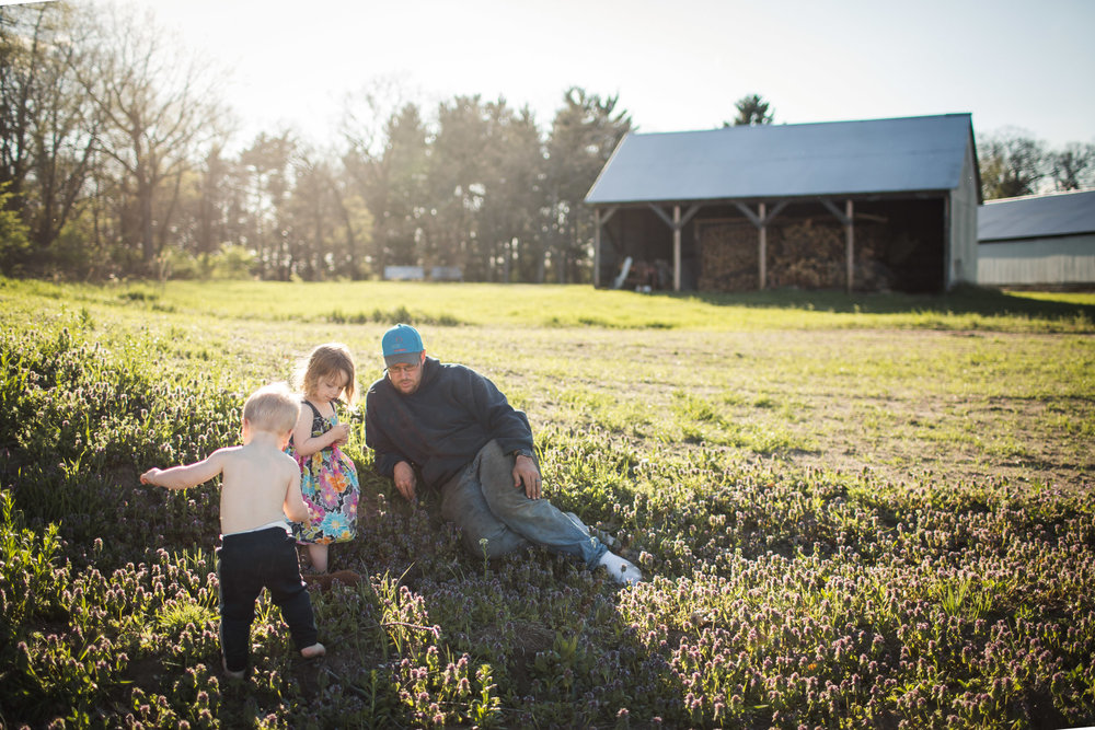 Exploring, Connected, Powerful, Lifestyle Family Sunset Session, Farm, Indiana, Laura Duggleby Photography-7.JPG