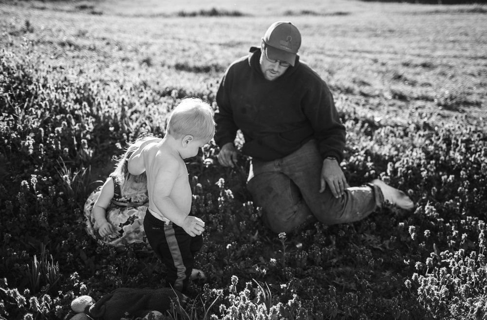Exploring, Connected, Powerful, Lifestyle Family Sunset Session, Farm, Indiana, Laura Duggleby Photography-8.JPG