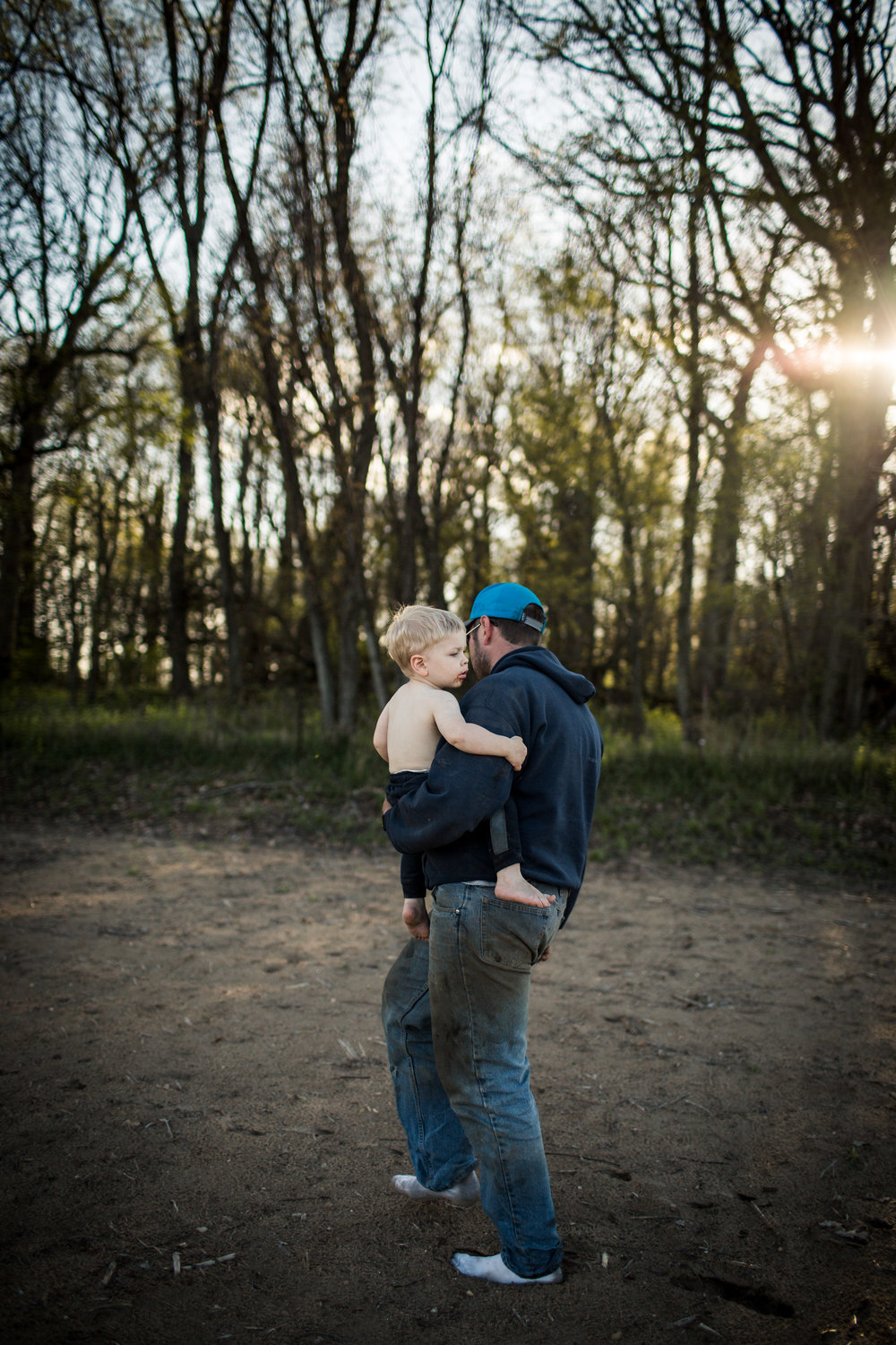 Exploring, Connected, Powerful, Lifestyle Family Sunset Session, Farm, Indiana, Laura Duggleby Photography-29.JPG