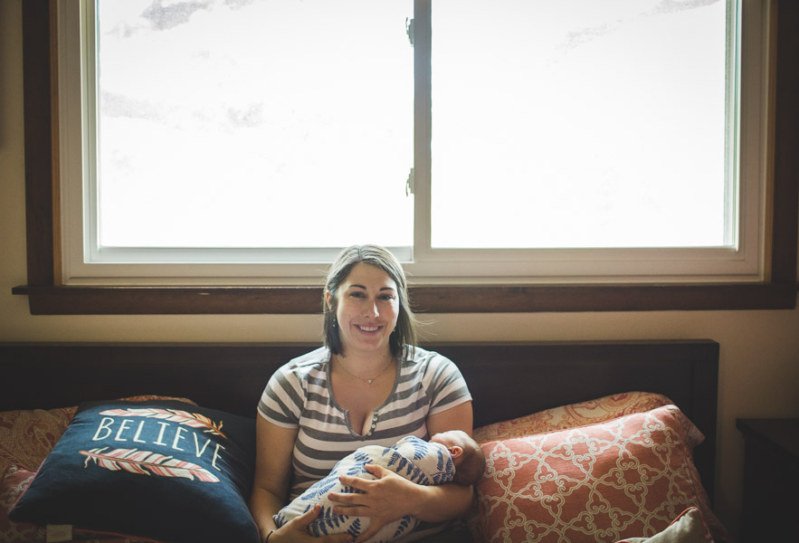 Northwest Indiana Lifestyle Newborn Family Session, Home Session, Natural Light, Laura Duggleby Photography-75.JPG
