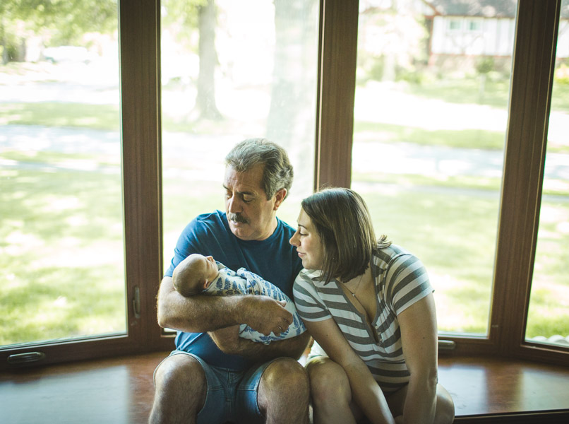 Northwest Indiana Lifestyle Newborn Family Session, Home Session, Natural Light, Laura Duggleby Photography-77.JPG