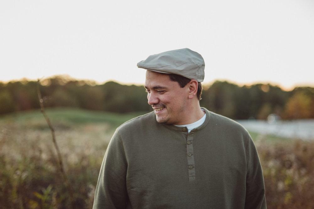 Matt Miranda portrait