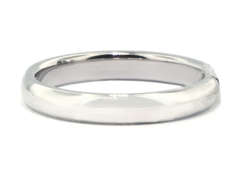 3mm comfort fit platinum wedding band womens wedding bands 3mm comfort fit platinum wedding band junglespirit Gallery