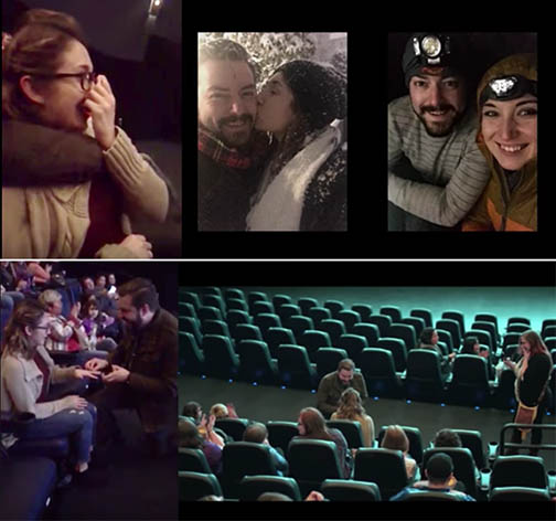Vancouver Woman Is Stunned When Movie Trailer Turns Out To Be A