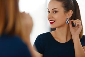 Financing Options - Gemstone Earrings