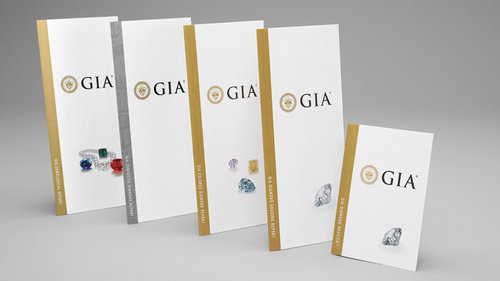 Diamond Certification GIA Reports