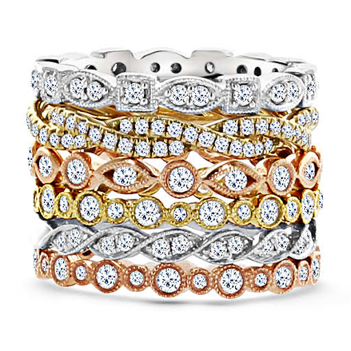 Stackables - Give Us The Finger, We'll Find A Great Ring For It!